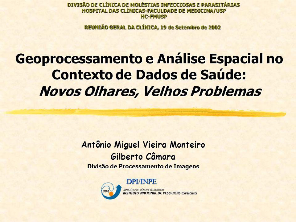 DIVISÃO DE CLÍNICA DE MOLÉSTIAS INFECCIOSAS E PARASITÁRIAS