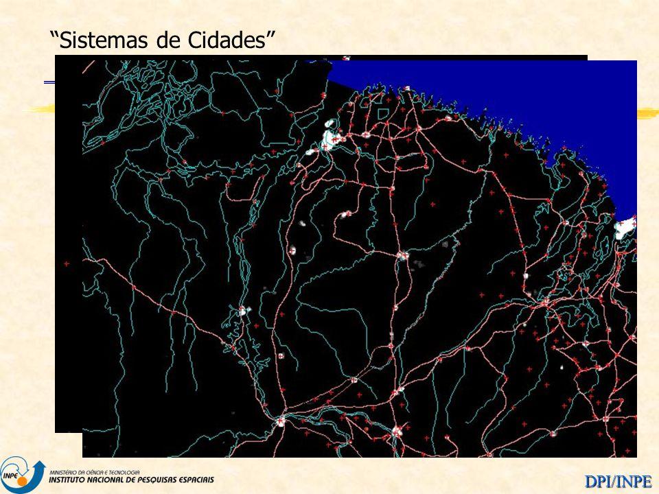 Sistemas de Cidades