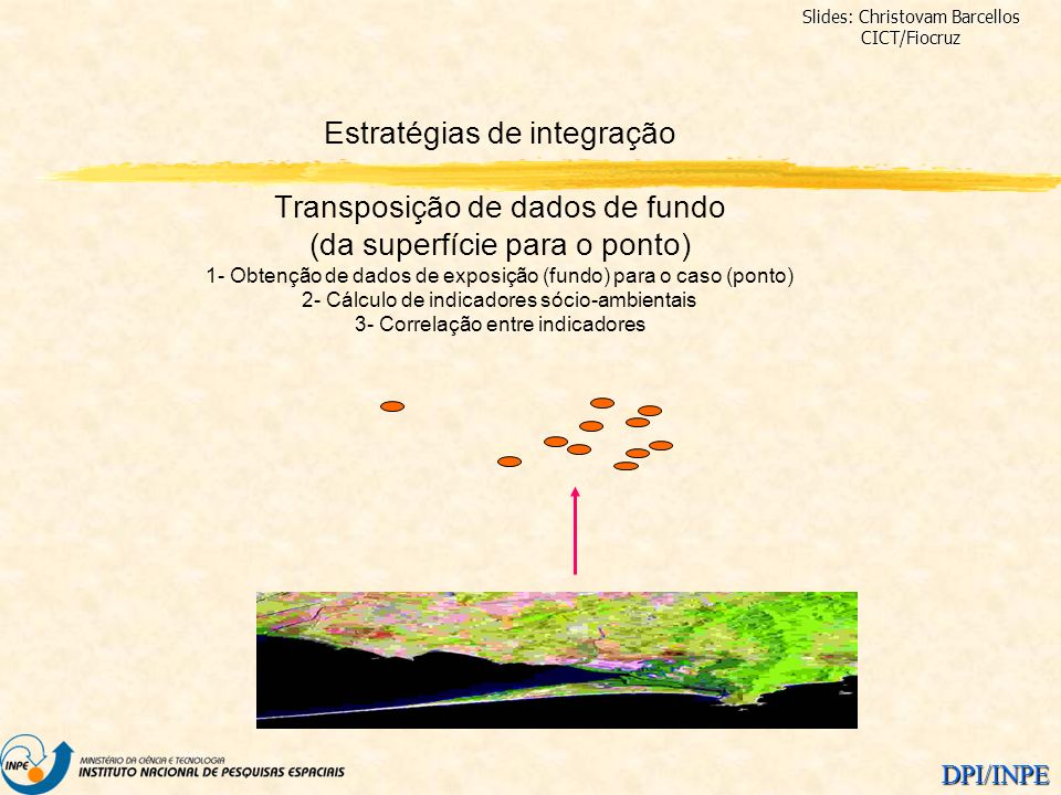 Slides: Christovam Barcellos