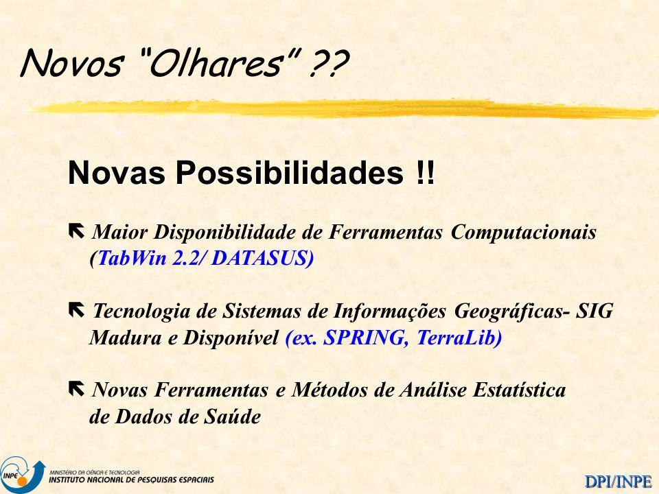 Novos Olhares Novas Possibilidades !!