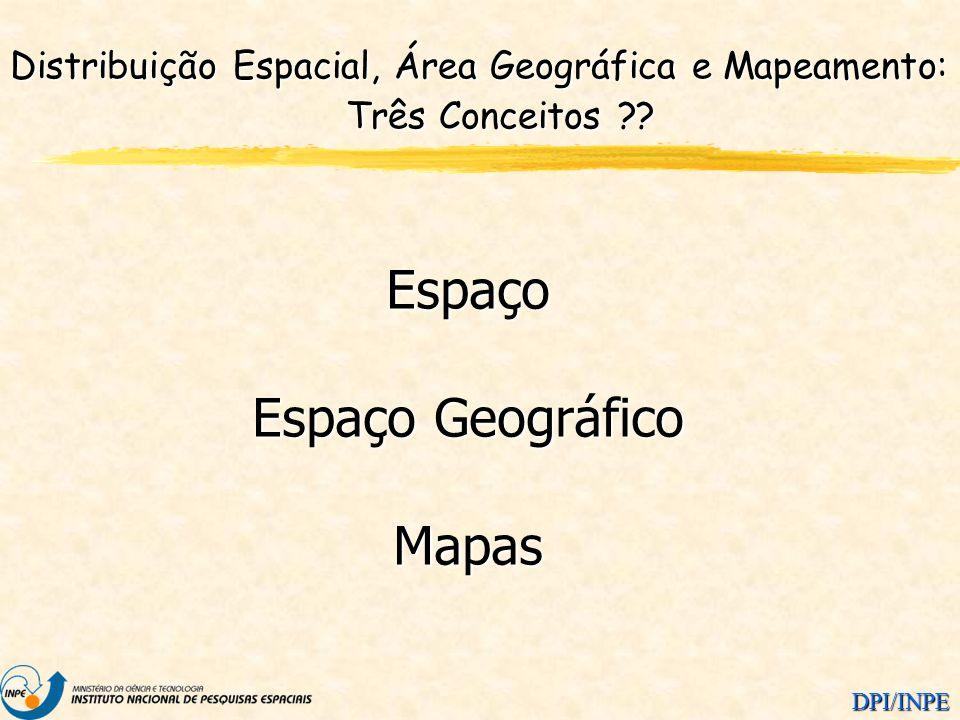 Espaço Espaço Geográfico Mapas