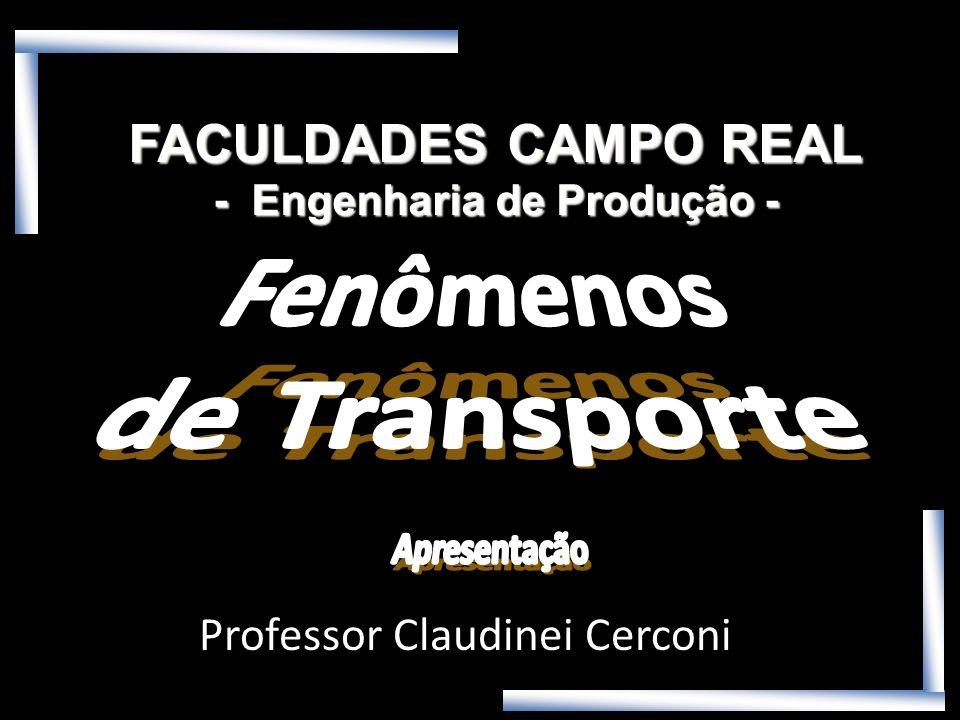 - Engenharia de Produção -