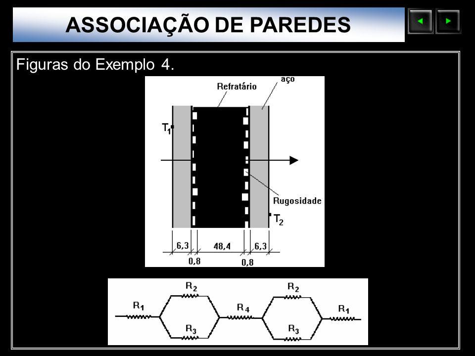 ASSOCIAÇÃO DE PAREDES Sólidos Moleculares Figuras do Exemplo 4.