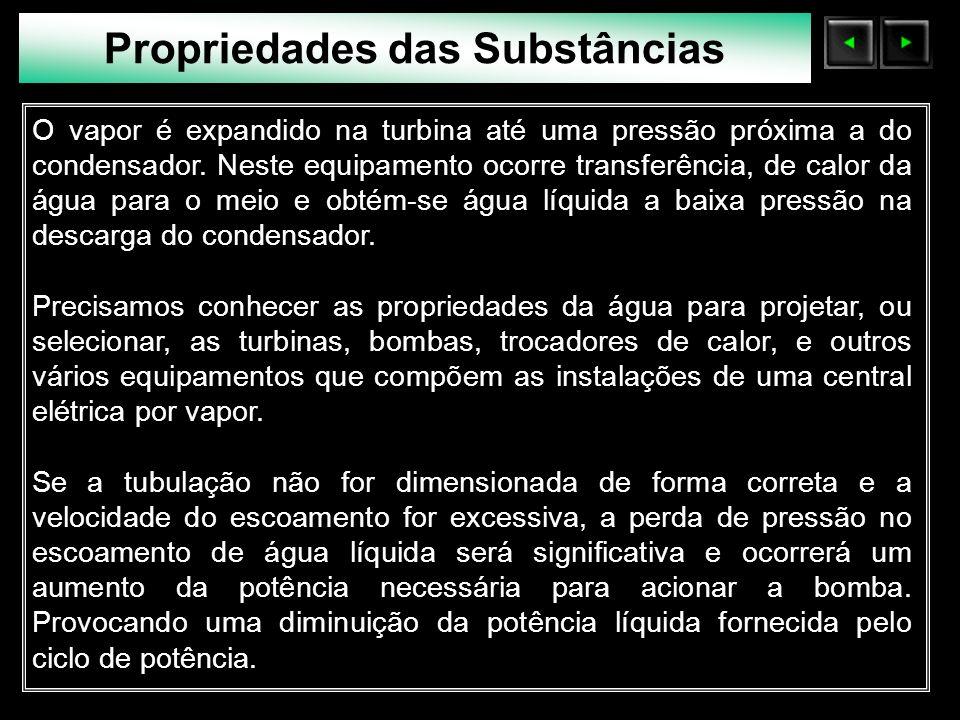 Propriedades das Substâncias