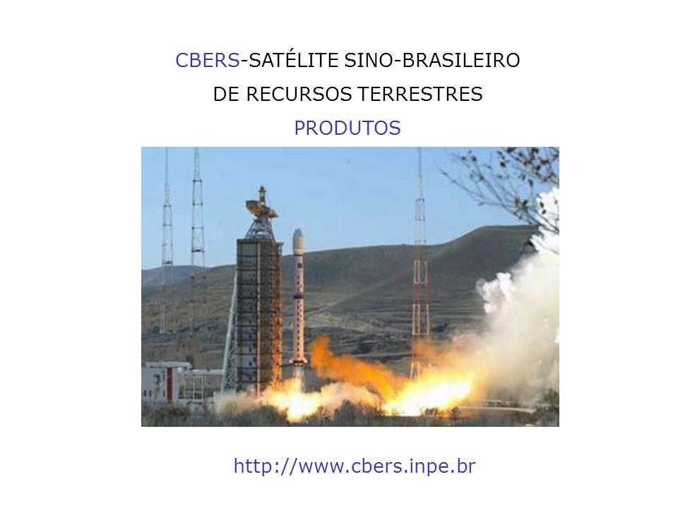 http://www.cbers.inpe.br CBERS-SATÉLITE SINO-BRASILEIRO