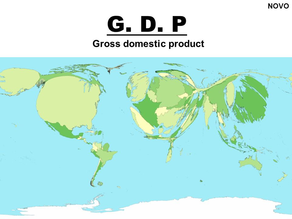 G. D. P Gross domestic product