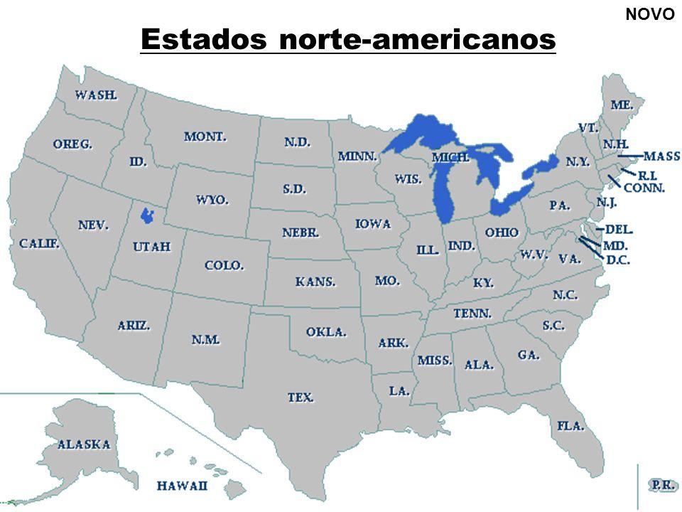 Estados norte-americanos