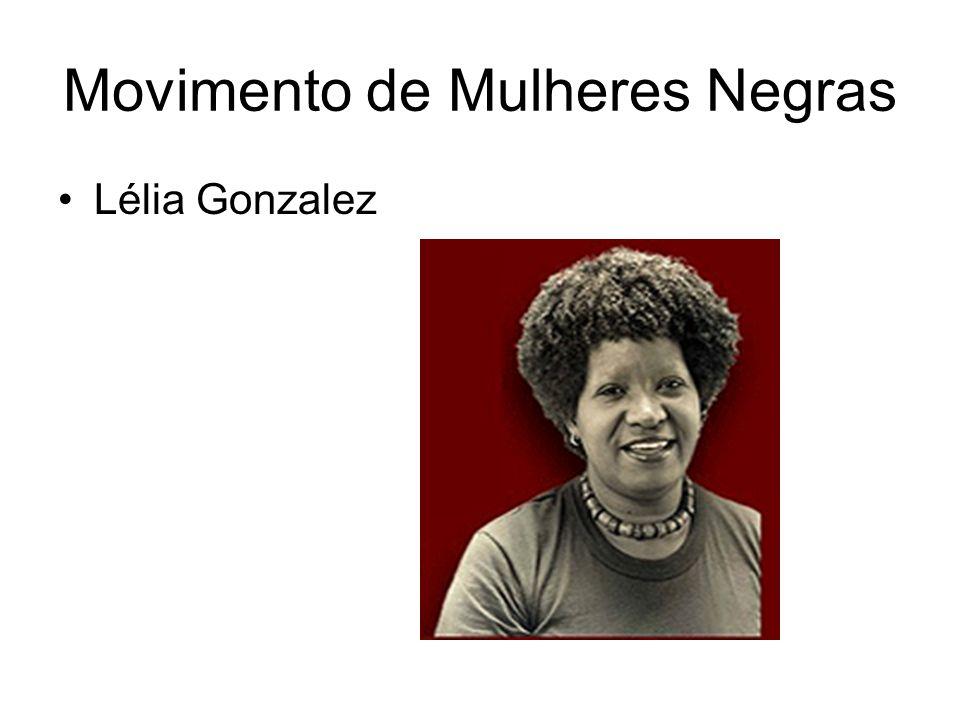 Movimento de Mulheres Negras
