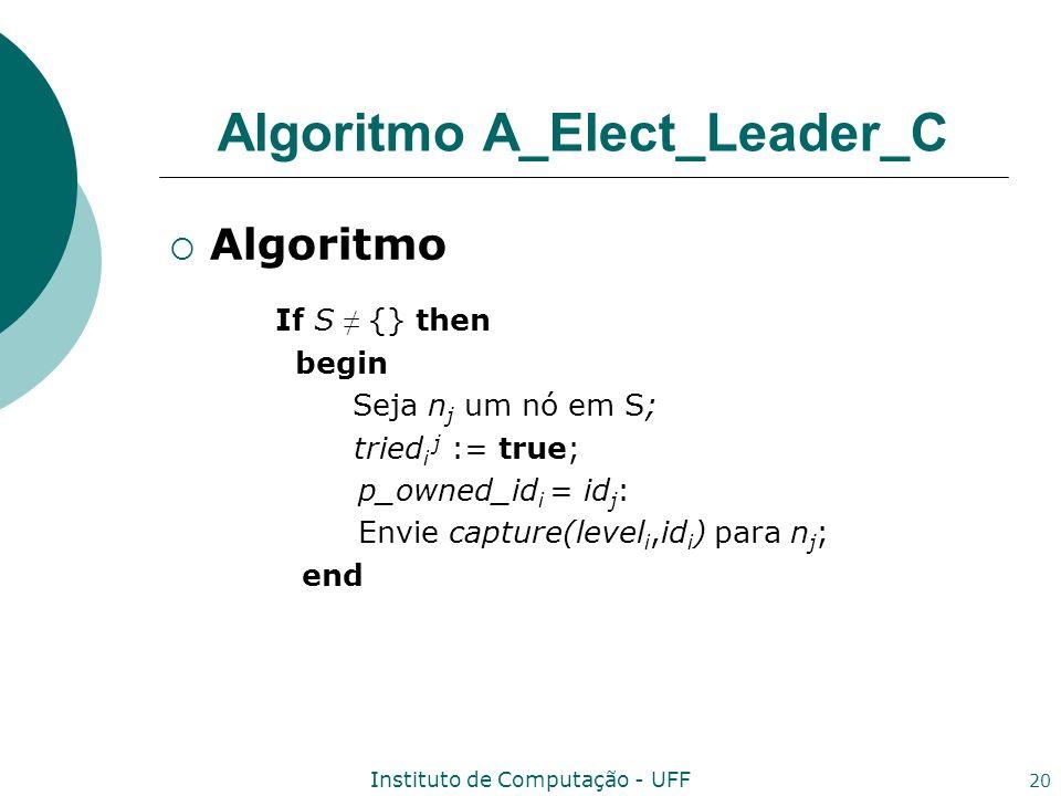 Algoritmo A_Elect_Leader_C