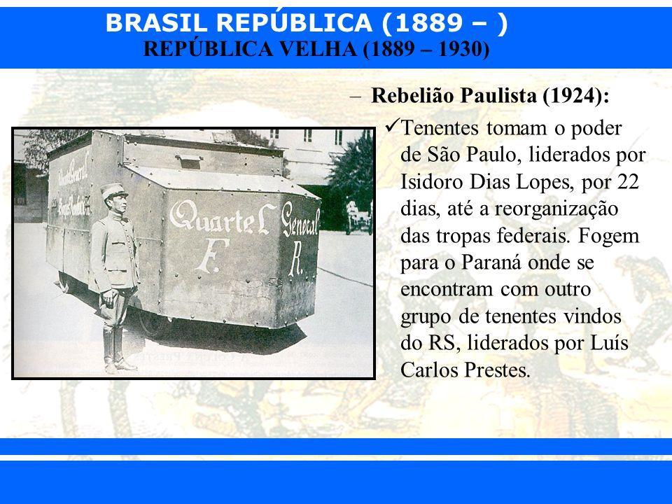 Rebelião Paulista (1924):