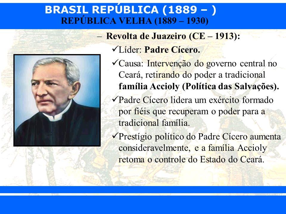 Revolta de Juazeiro (CE – 1913):
