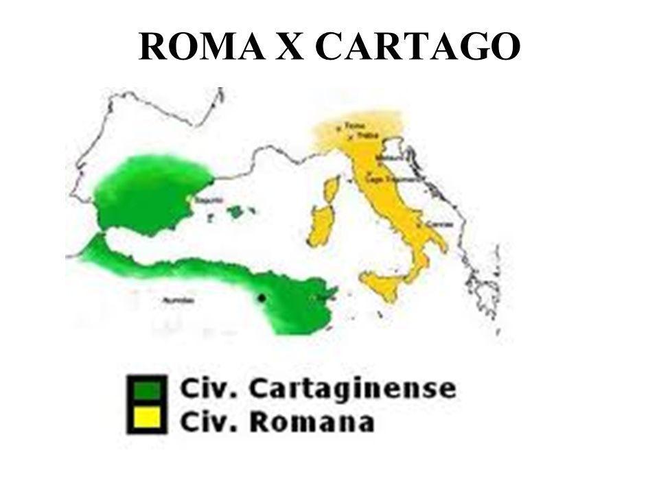 ROMA X CARTAGO