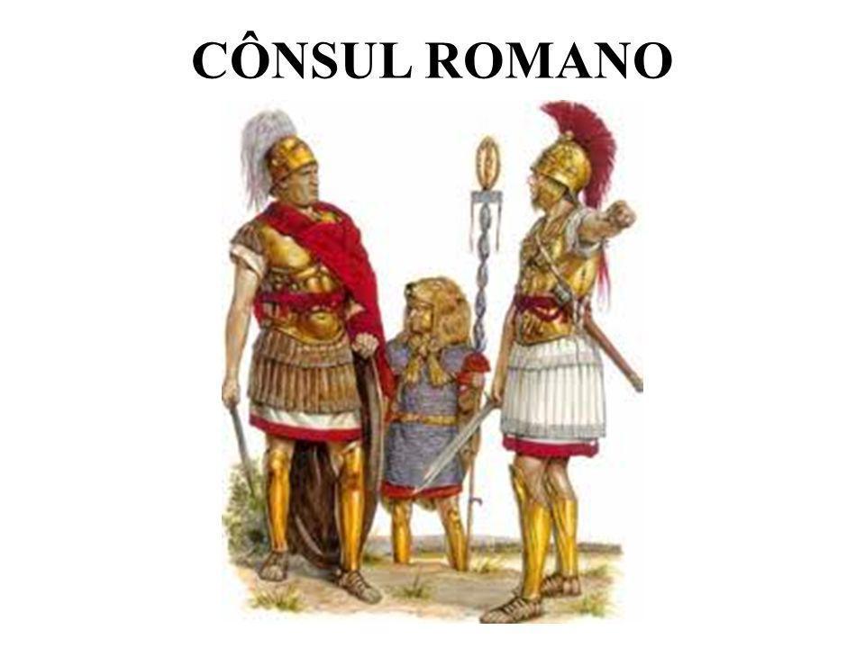 CÔNSUL ROMANO