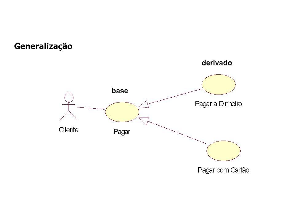 Generalização derivado base