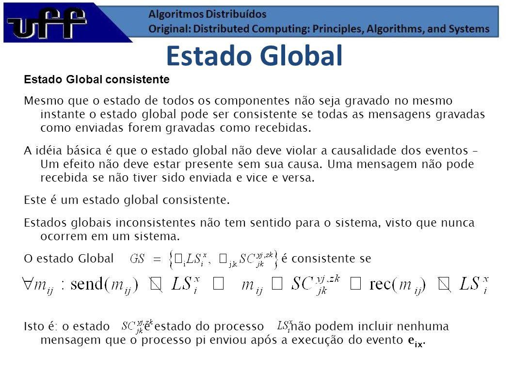 Estado Global Estado Global consistente