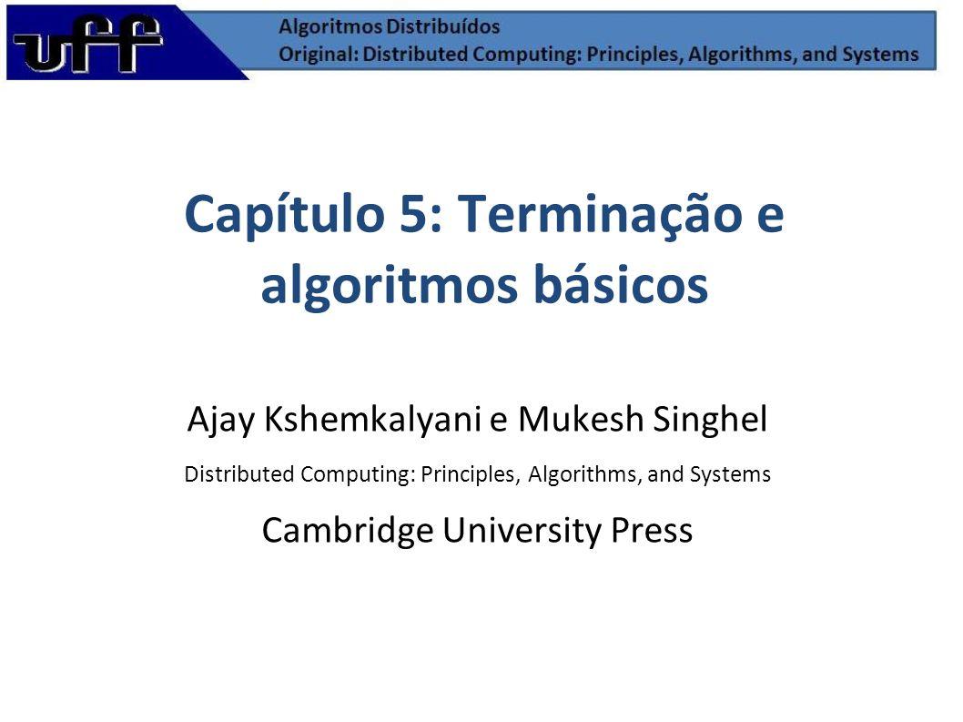 Capítulo 5: Terminação e algoritmos básicos