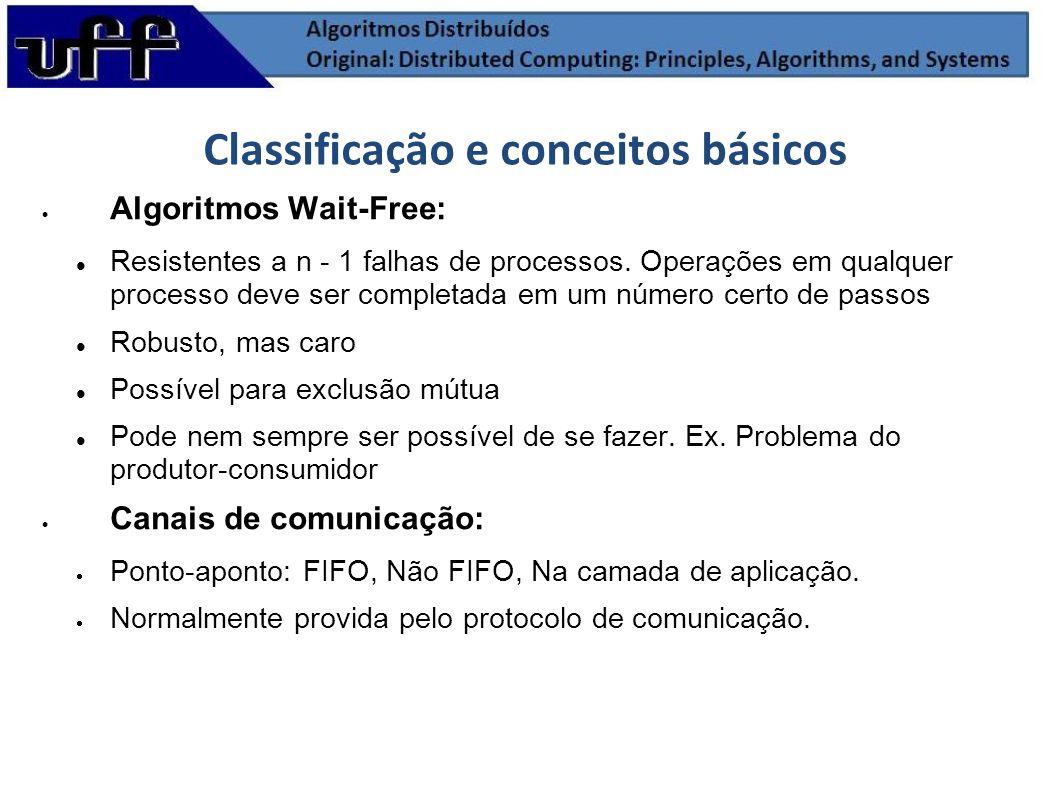 Classificação e conceitos básicos