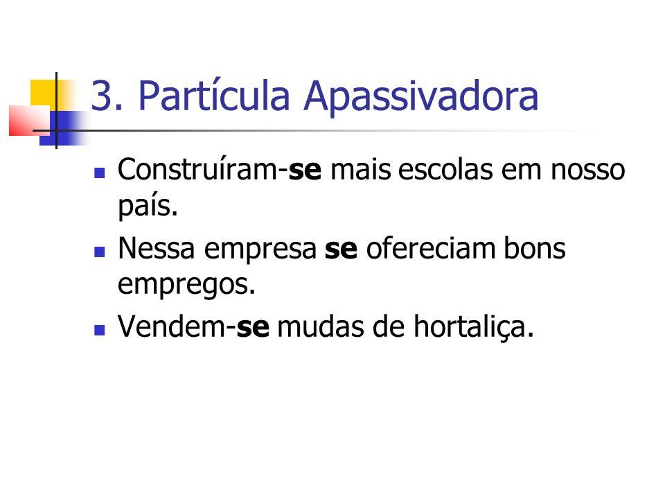 3. Partícula Apassivadora
