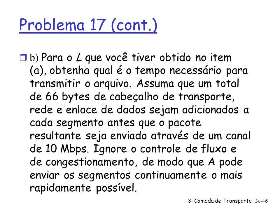 Problema 17 (cont.)