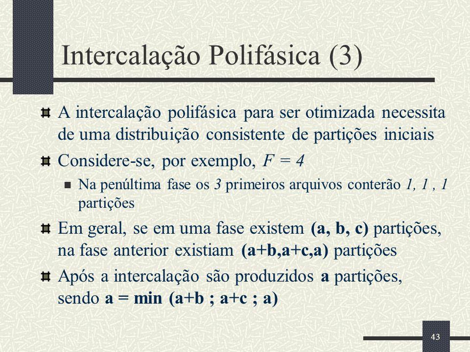 Intercalação Polifásica (3)