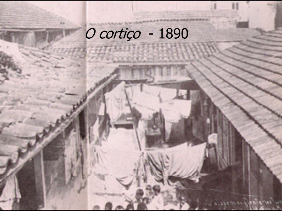 O cortiço - 1890
