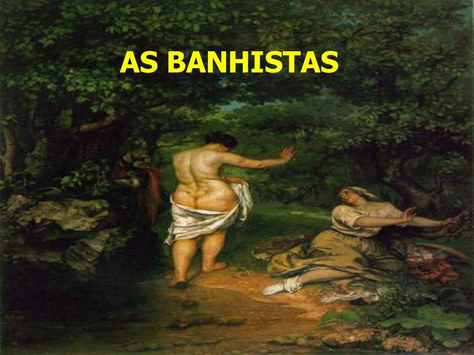 AS BANHISTAS