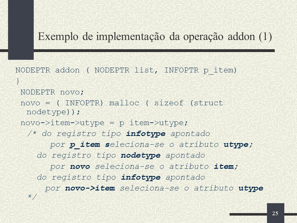 Exemplo de implementação da operação addon (1)