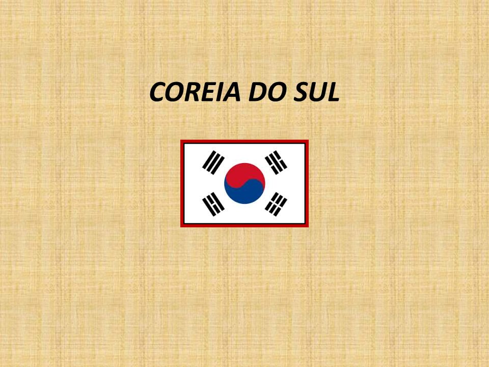 COREIA DO SUL