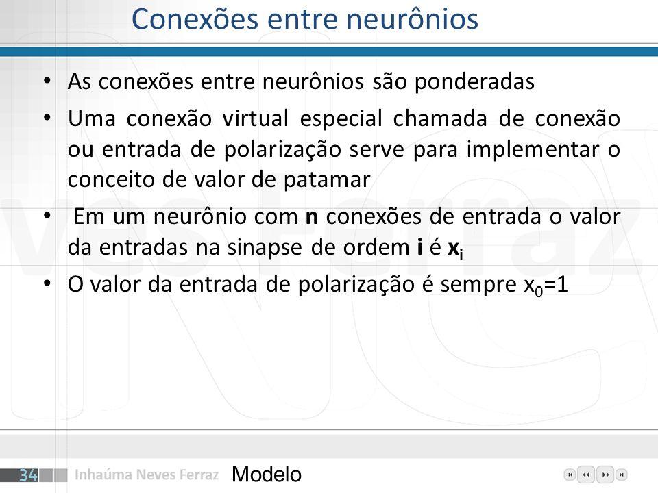 Conexões entre neurônios