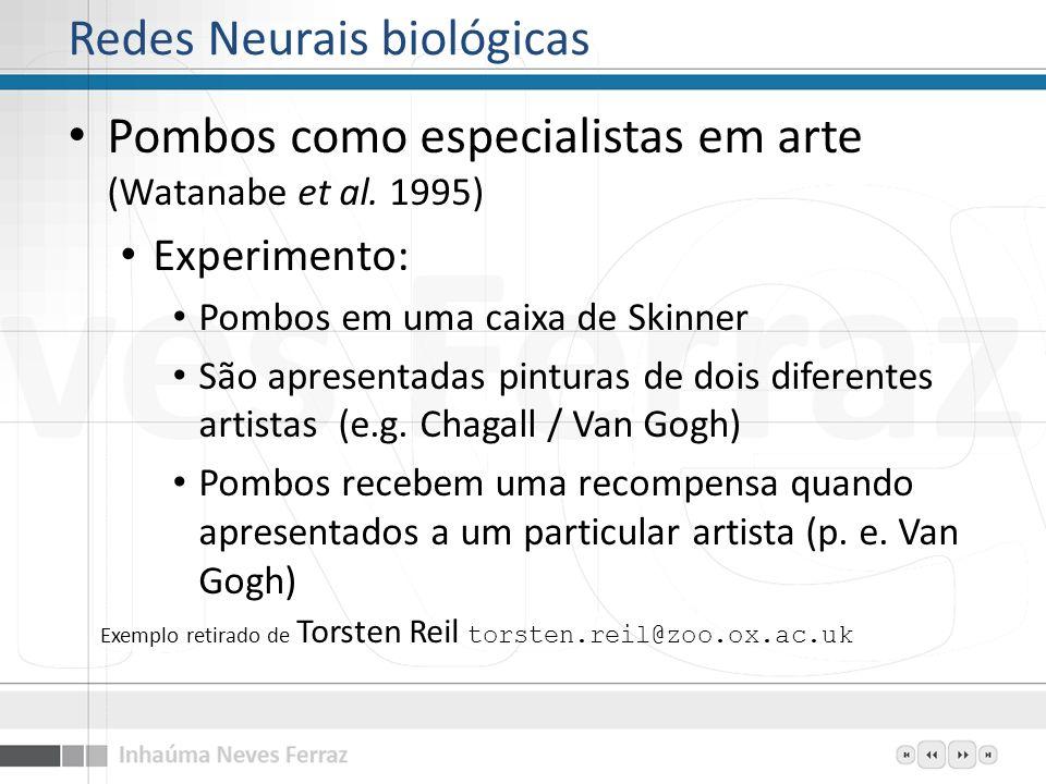 Redes Neurais biológicas