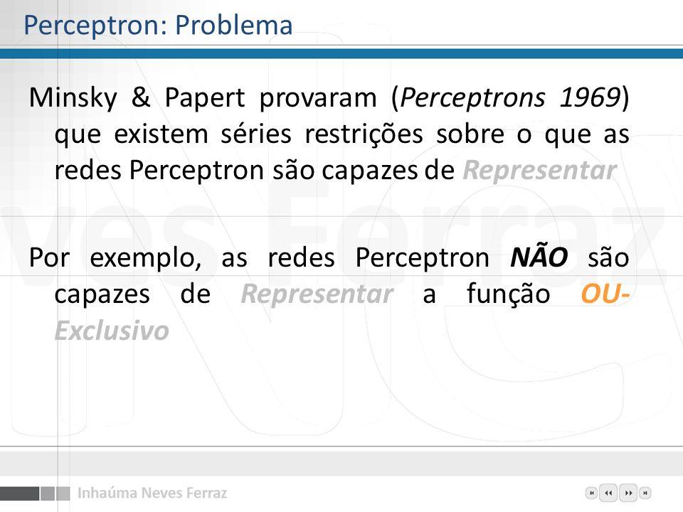 Perceptron: Problema