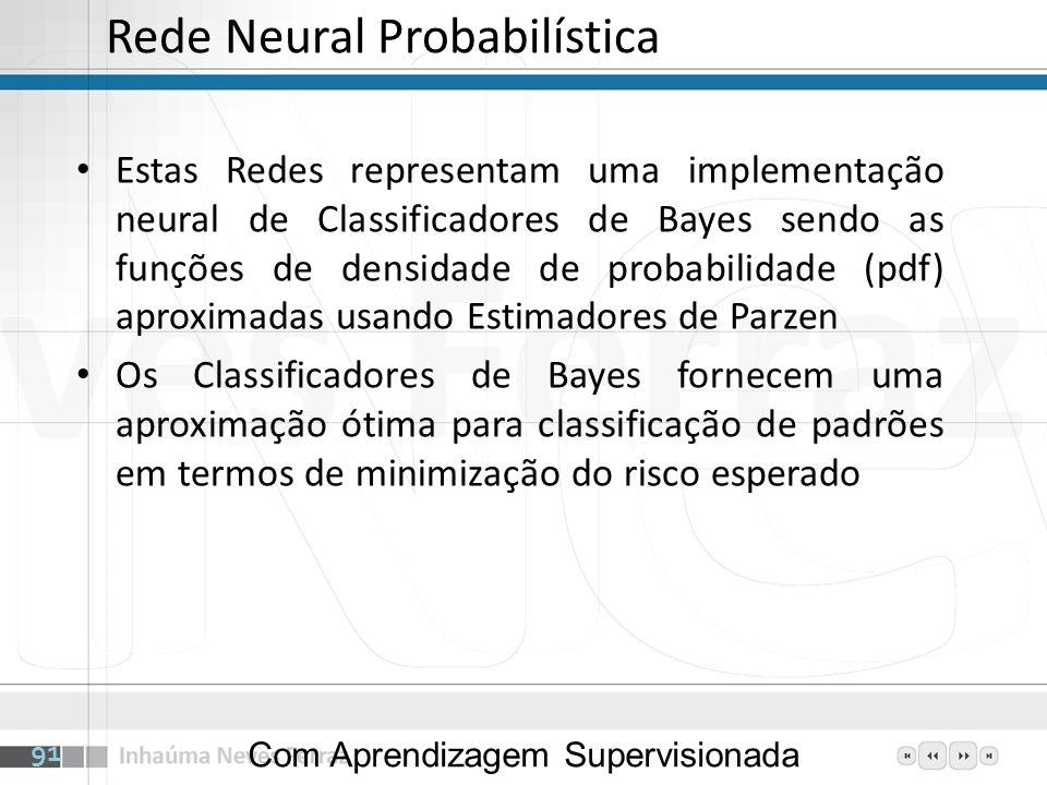 Rede Neural Probabilística