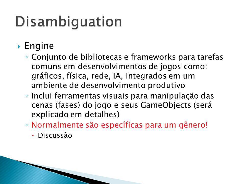 Disambiguation Engine