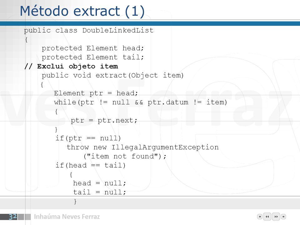 Método extract (1)