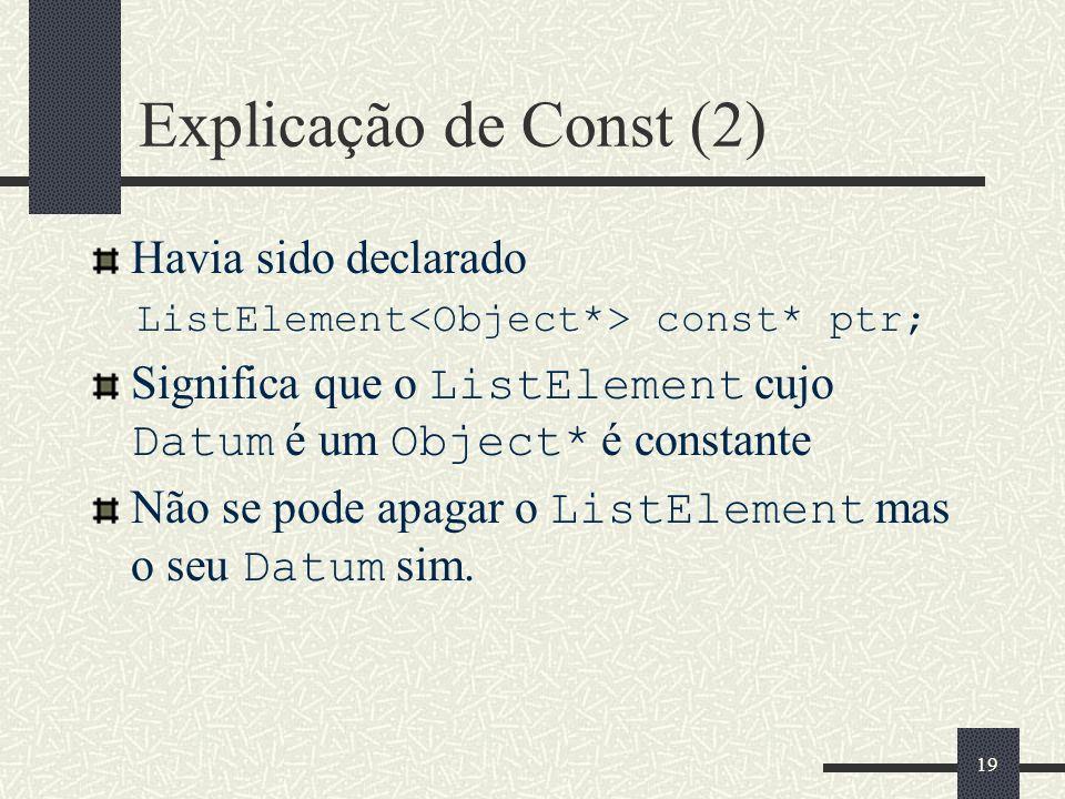 ListElement<Object*> const* ptr;