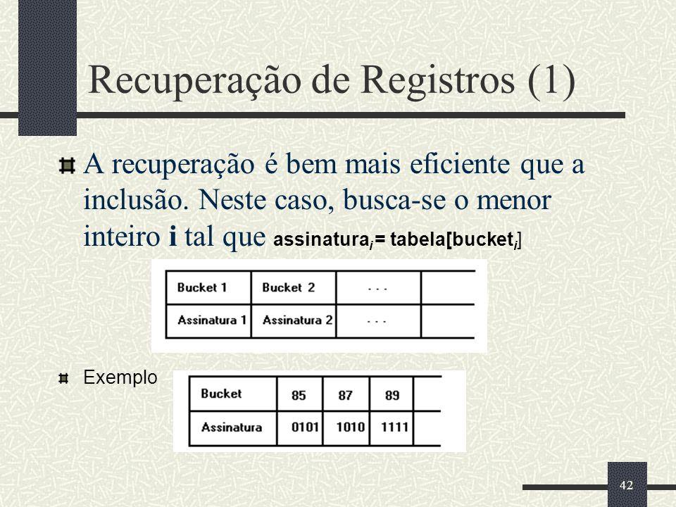 Recuperação de Registros (1)