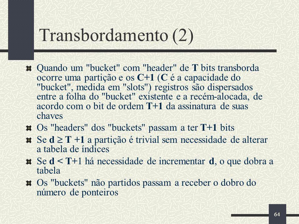 Transbordamento (2)