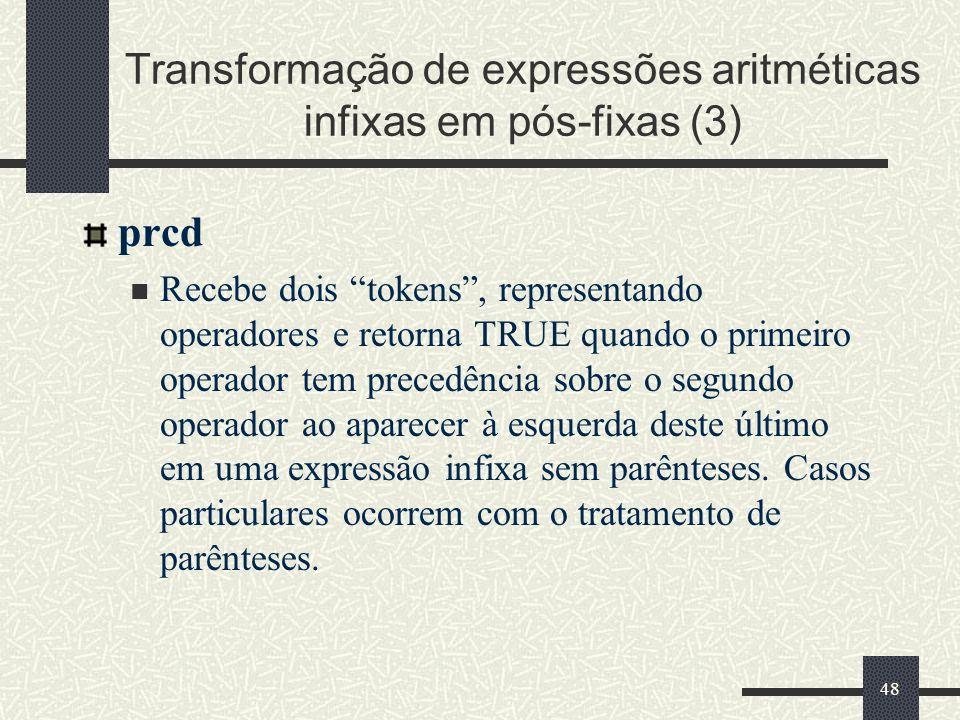 Transformação de expressões aritméticas infixas em pós-fixas (3)