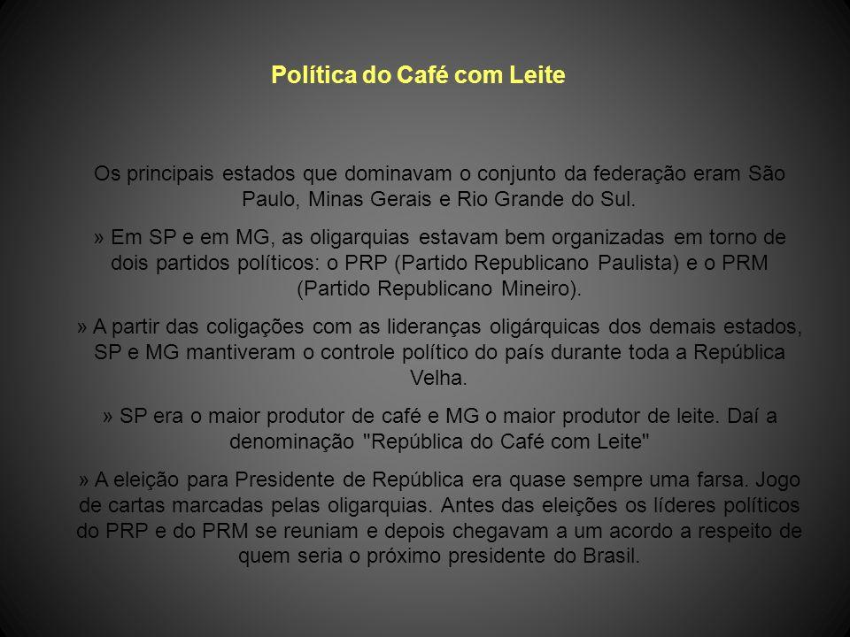 Política do Café com Leite