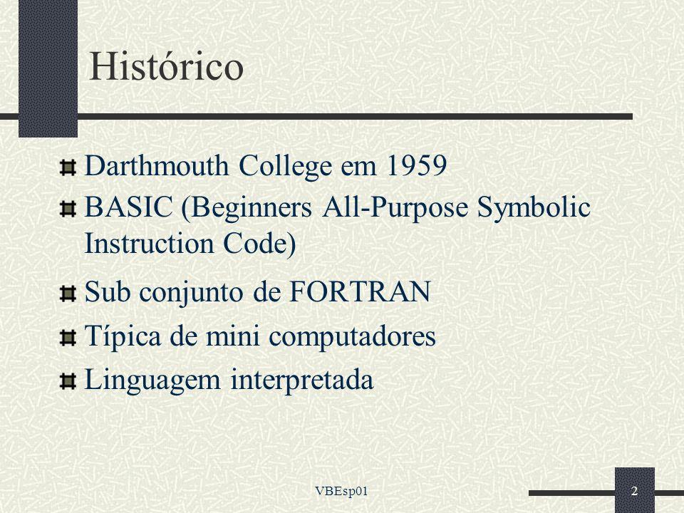 Histórico Darthmouth College em 1959