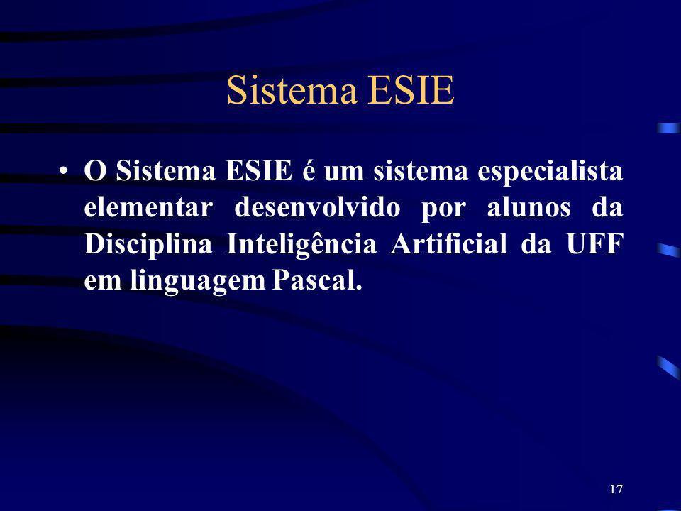 Sistema ESIE