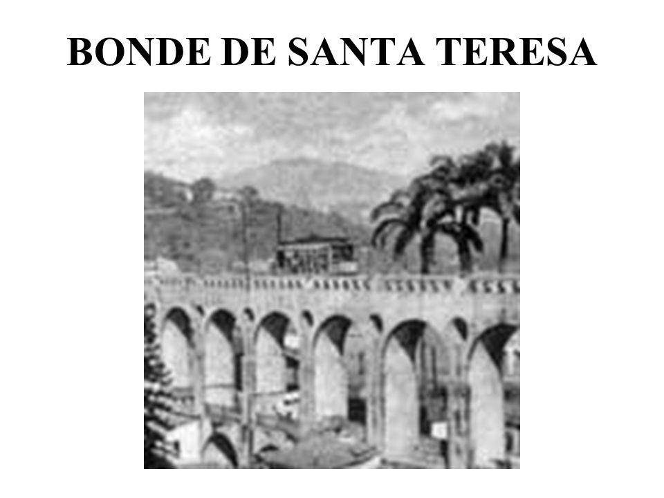BONDE DE SANTA TERESA