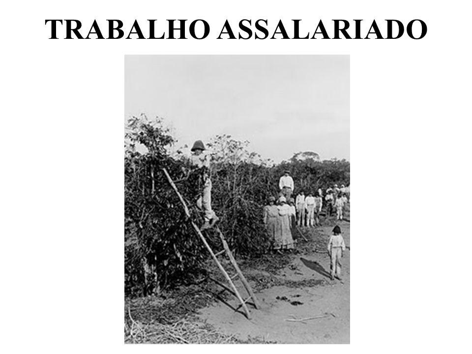 TRABALHO ASSALARIADO