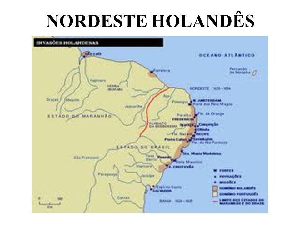 NORDESTE HOLANDÊS