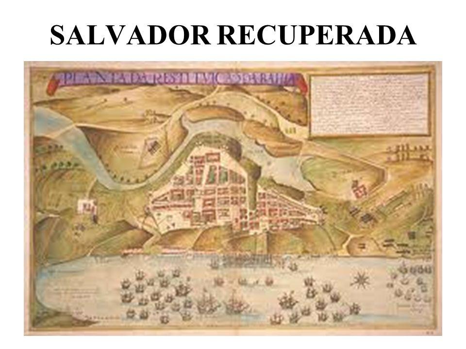 SALVADOR RECUPERADA