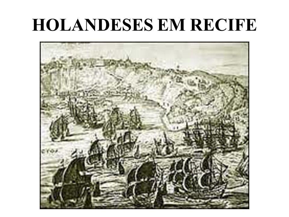 HOLANDESES EM RECIFE