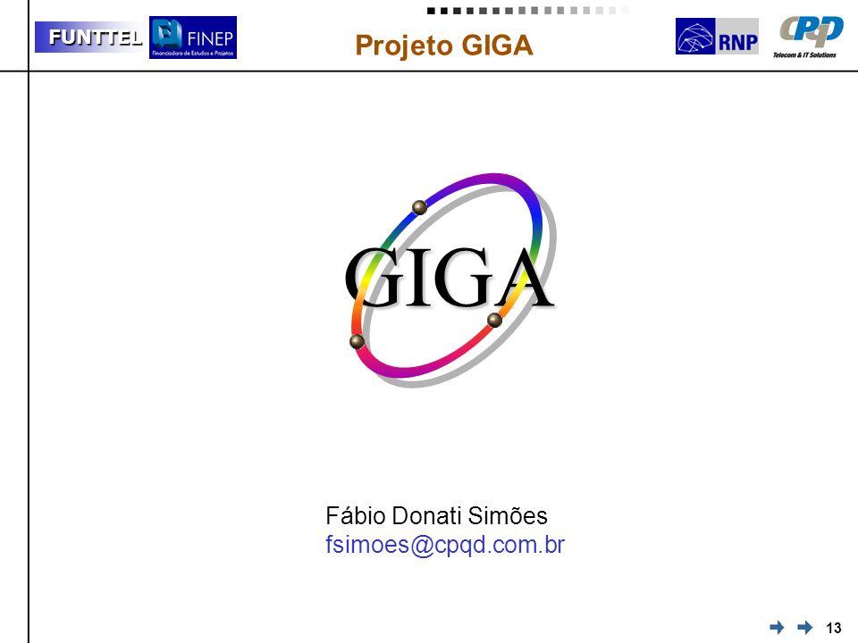 GIGA Fábio Donati Simões fsimoes@cpqd.com.br