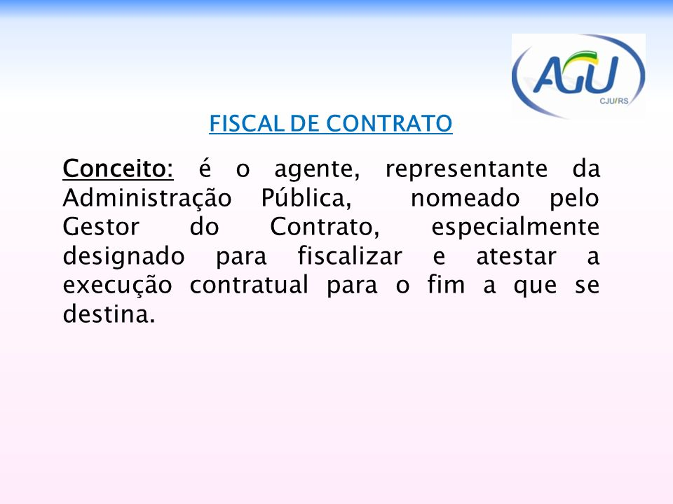 FISCAL DE CONTRATO