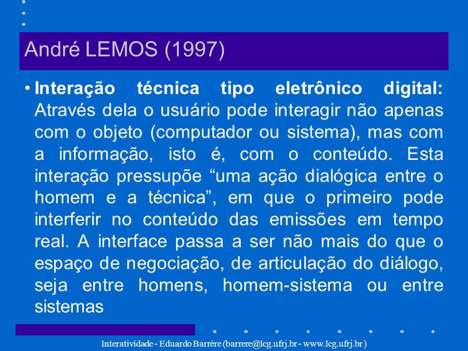 André LEMOS (1997)