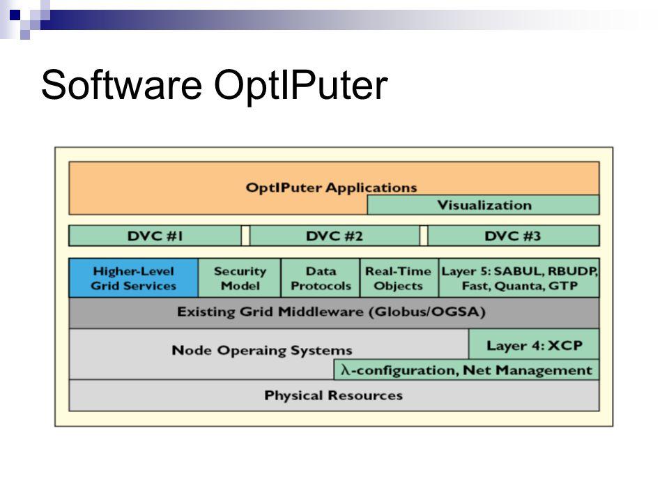 Software OptIPuter